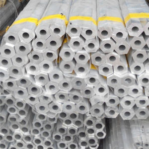 Mill Finish Aluminum Alloy Tube 6063 T5 T6 pictures & photos