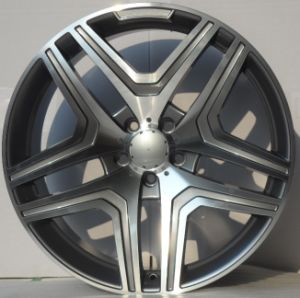 A356 Aluminum Replica Amg Alloy Wheel Rims pictures & photos