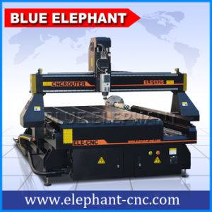 1325 4 Axis Wood CNC Carving Machine for Sale pictures & photos