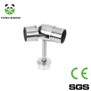 Stainless Steel Elbow / Handrail Flush Joiner / Balustrade Fitting / Adjustable Flush Angle pictures & photos