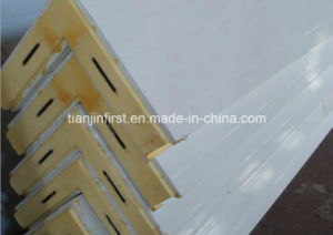 Good Quality From Factory PU Sandwich Panel pictures & photos