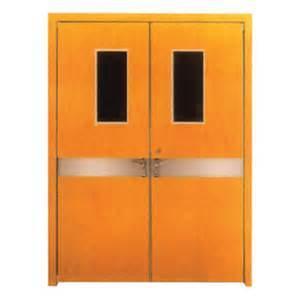Hotel Solid Wooden/Timber Fire/Proof Door BS 476 Certified Standard pictures & photos