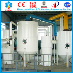 2015 China Huatai Brand Advanced Design Soybean Oil Production Line Plant with CE