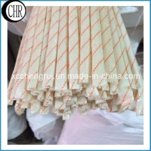 High Quality PVC Fiberglass Insulation Sleeve 2715 pictures & photos
