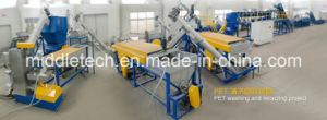 Pet Waste Bottle Plastic Recycle Machine pictures & photos