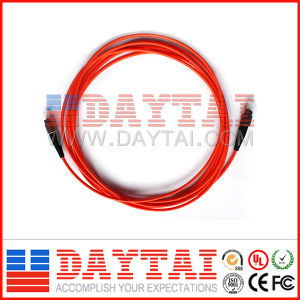 Single Core Mm FC PC Patch Cord (MM FC PC Patch Cord) pictures & photos