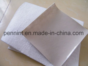 Geotextile+HDPE Membrane Material Geomembrane Waterproof Pond Liner pictures & photos