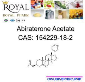 Abiraterone Acetate CAS: 154229-18-2 pictures & photos