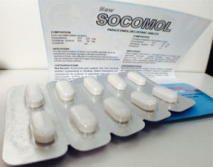Socomol Tablets pictures & photos