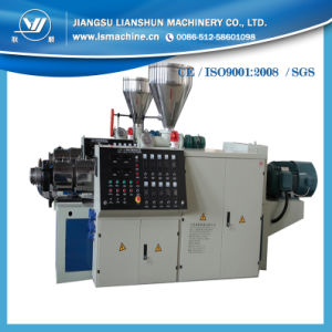 European Tech, Chinese Price High Efficient Parallel Twin Double Screw Extruder pictures & photos
