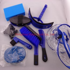 Hot Sale Horse Grooming Kit Backpack 10 Pieces (PY-001)