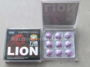 Lion Sex Pills Herbal Sex Enhancer (KZ-SP035) pictures & photos