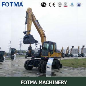 XCMG Xe150W Wheel Excavator Sale pictures & photos