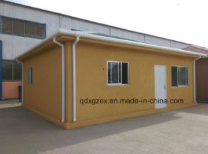 Modular House/Professional Light Steel Structure Prefabricated House (JW-16238) pictures & photos