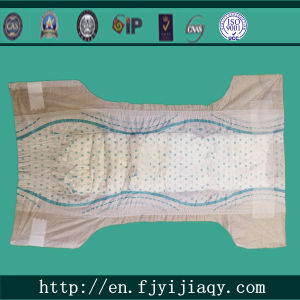 Ultra Soft High Quality Nonwoven Fabric Top Surface of Baby Diapers pictures & photos