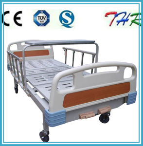 Two Crank Manual Bed with Dining Table (THR-MB220) pictures & photos