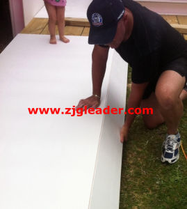 Magnesium Oxide Board Fire Retardant Panel pictures & photos