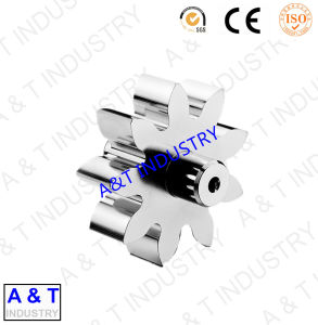 Agma12 / ISO6 / GB6 Bevel Stainless Steel Gear for Paper Shredder pictures & photos
