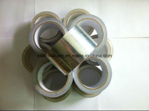 Aluminum / Aluminium Tape with Paper Release Paper Liner pictures & photos