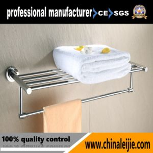 Fashion Classic Stainlesss Steel 304 Bath Towel Rack pictures & photos