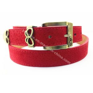Unique Fashion Accessories Lady′s PU Leather Belts pictures & photos