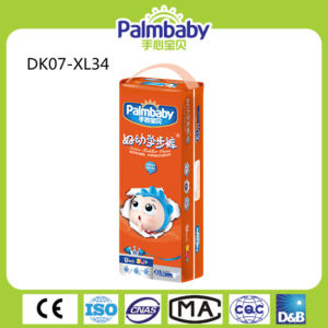 High Quality Breathable Quickly Pants Baby Diaper pictures & photos