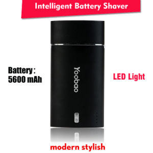 2015 Cheapest Yoobao Electric Shaver Washable Shaver with Charger