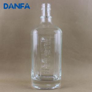 700ml Vodka Bottle / Glass Bottle / Rum Bottle (DVB125)