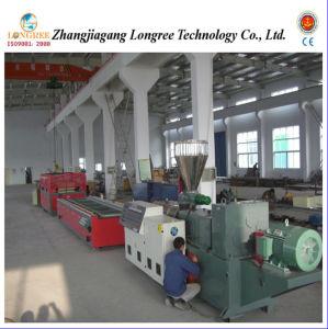 WPC Solid Door Board Extrusion Line pictures & photos