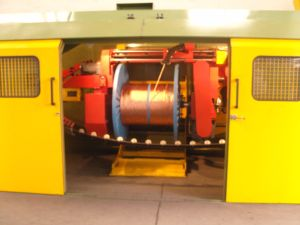 Double Twist Wire Stranding Machine pictures & photos