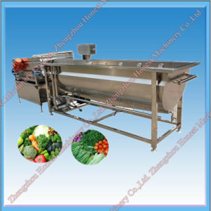 Commercial Industrial Vegetable and Fruit Washing Machine pictures & photos