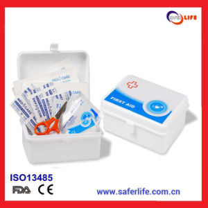 Micro First Aid Kit Professional White Homopolymer PP Plastic pictures & photos