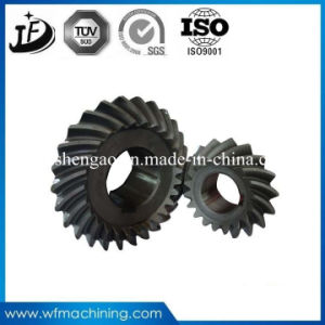 CNC Machine Foundry Precision Machined Gearbox Gears with Customized Service pictures & photos