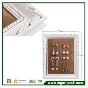 Retro Style Velvet Frame Jewelry Display pictures & photos
