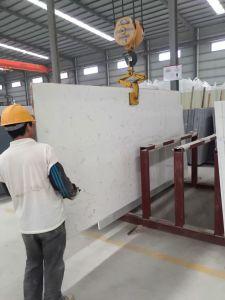 Carrara White /Catacala White Quartz Stone Wall Tile, Floor Tile pictures & photos