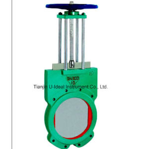 Manual Bi-Directional Hydraulic Knife Gate Valve pictures & photos