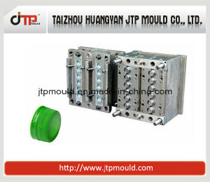12 Cavities of High Quality Plastic Cap Mould pictures & photos