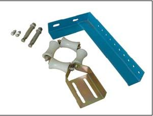 Schindler Elevator Compensation Chain Guide Roller Device