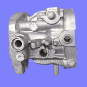 Pressure Die Casting for Motorcycle Cylinder Head pictures & photos
