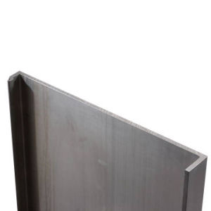 Durable Aluminium Extrusion Profile of Under Frame (ZW-TP-009)