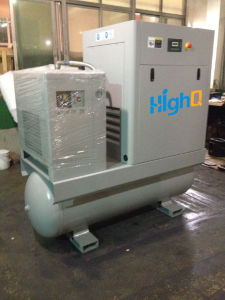 CE Dental Combined Screw Air Compressor 60HP