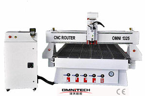 Wood Door Making CNC Router with Manual Tool Change pictures & photos
