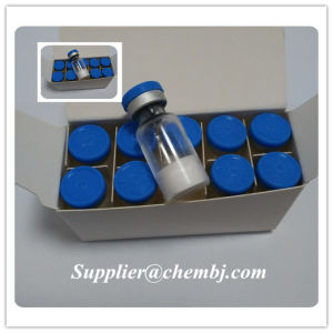 China Factory Tanning Pepitdes Melanotan II (2mg/vial) with Good Effect pictures & photos