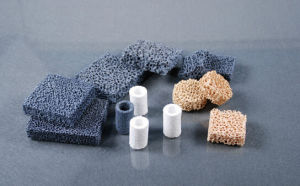 Ceramic Foam Filter Alumina, Sic, Zirconia Material Honeycomb Filter pictures & photos