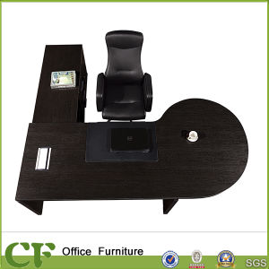 Hot Sales P Shaped Office Executive Desk CF-I03406-1 pictures & photos