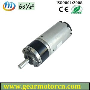 22mm Diameter Dust Collector Bikes 12V-28V DC Planetary Gear Motor pictures & photos