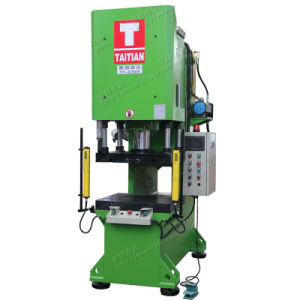 Punching Press 50 Tons C Type Hydraulic Press pictures & photos