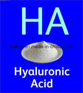High Quality Food / Cosmetic Grade Hyaluronic Acid / Sodium Hyaluronate pictures & photos