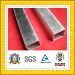 Aluminium Extrusion Square Hollow Section Tube pictures & photos