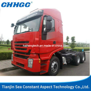 Hot Sale Low Price Saic Iveco Hongyan M100 390HP 6X4 Trailer Head /Truck Head /Tractror Truck of Euro4 pictures & photos